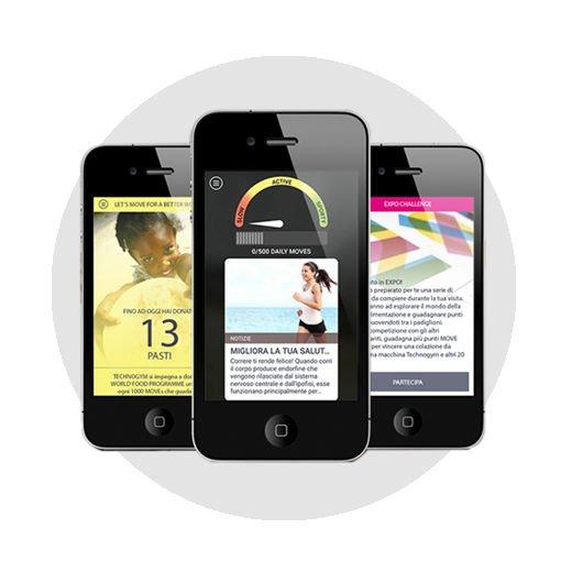 La App Technogym