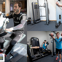 Technogym selected as Chelsea FC's Official Fitness Equipment Partenerer