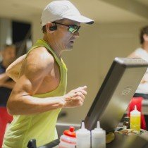 New world record set on Technogym RUN ARTIS at Expo Milano 2015