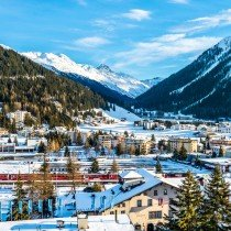 DAVOS 2016: TECHNOGYM LAUNCHES THE LET'S MOVE & DONATE FOOD CAMPAIGN